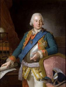 Alojzy Fryderyk Brühl, Źródło: Wikipedia