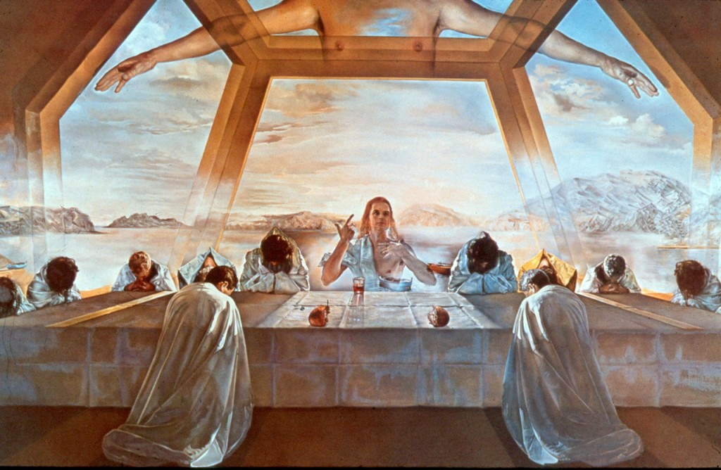 Dali - Sacrament of the Last Supper