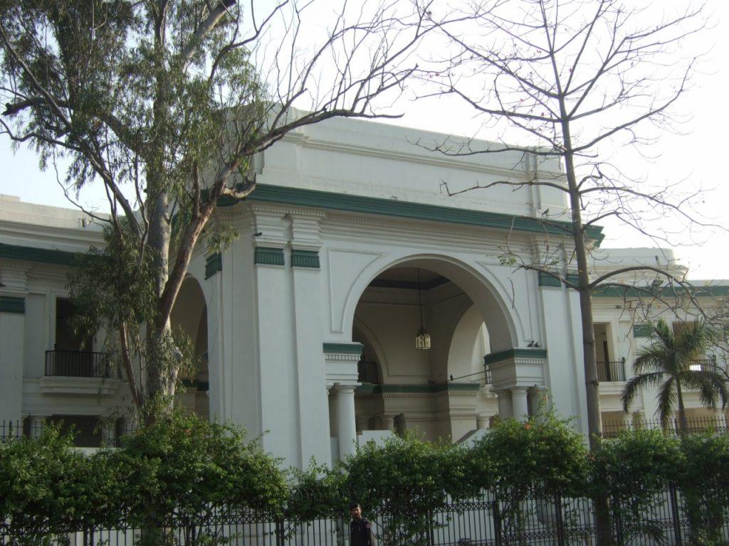Loża Hope and Perseverance nr 782 w Lahore, Pakistan, fot. Shahkaal, źródło: Wikipedia