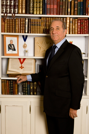 Marcel Laurent, Wielki Mistrz G.:L.:C.:S.: