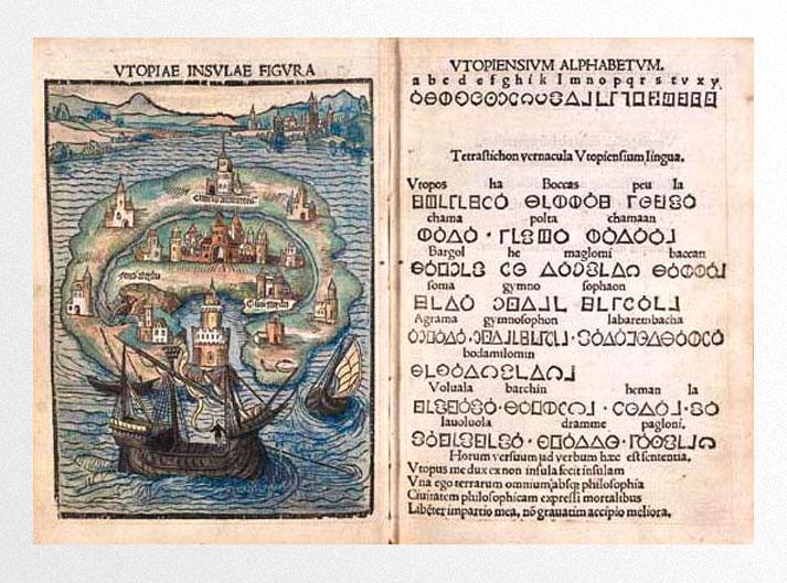 Thomas More - Utopia (1516)