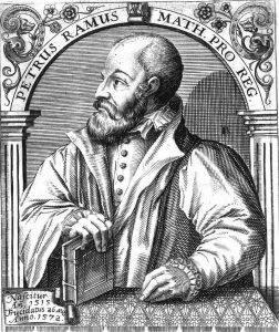 Petrus Ramus, Pierre de la Ramée (1515-1572)
