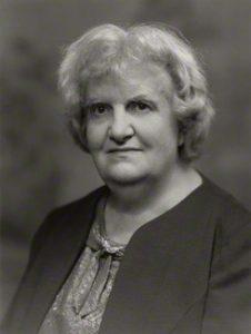 Dame Frances Amelia Yates (1899-1981), zdjęcie z 1968