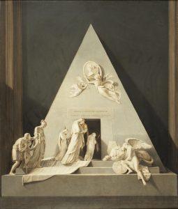 Krypta Marii Krystyny autorstwa Antonio Canovy; źródło: Wikipedia