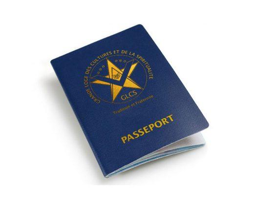 paszport masoński glcs